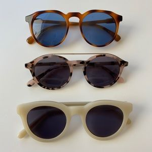 Madewell & UO Sunglasses